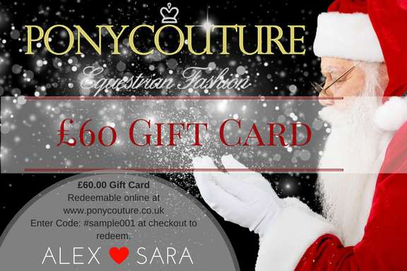 £60.00 Gift Card