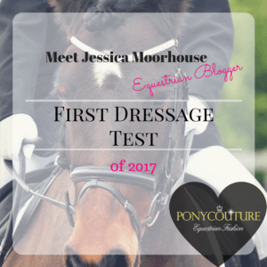 Equestrian blogger Jessica Moorhouse keeps us updated on competition results including her dressage test at Oakley Equestrian Center in Crowle Jessica rides and schools her horse Rocky a 15.3hh freisian x cob bay gelding