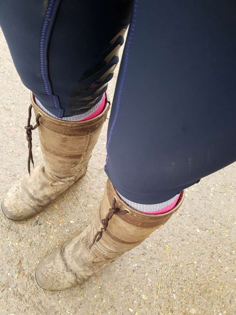 Tottie's Holly Winter Breeches review