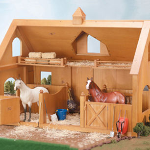 Breyer Stable set